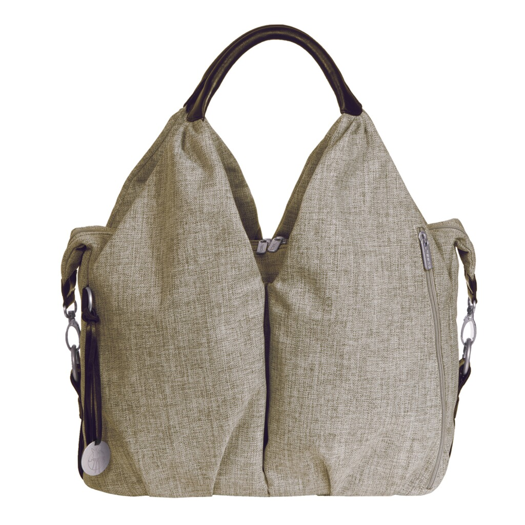 Lässig GREEN LABEL Wickeltasche Neckline Bag  choco 1