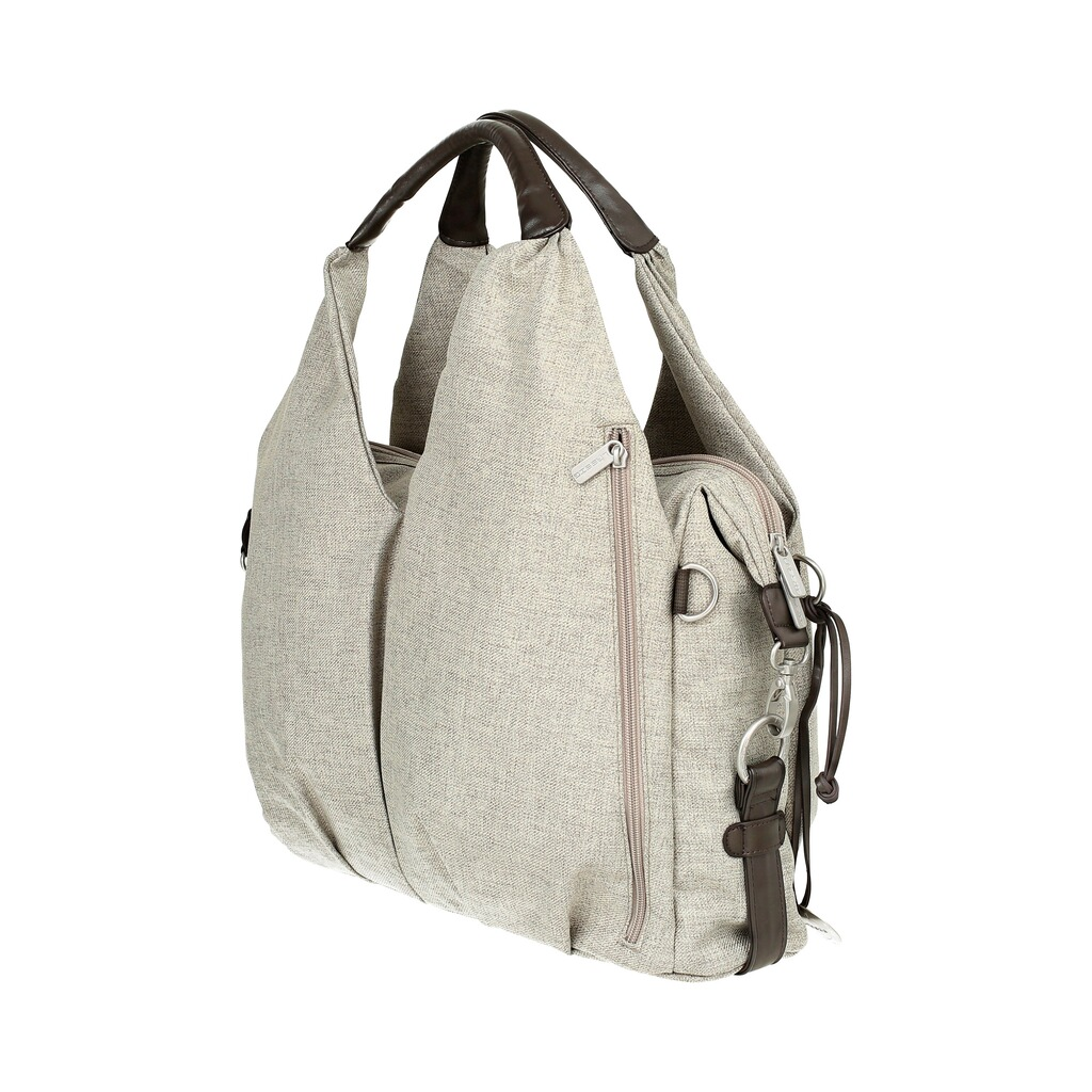Lässig GREEN LABEL Wickeltasche Neckline Bag  choco 2