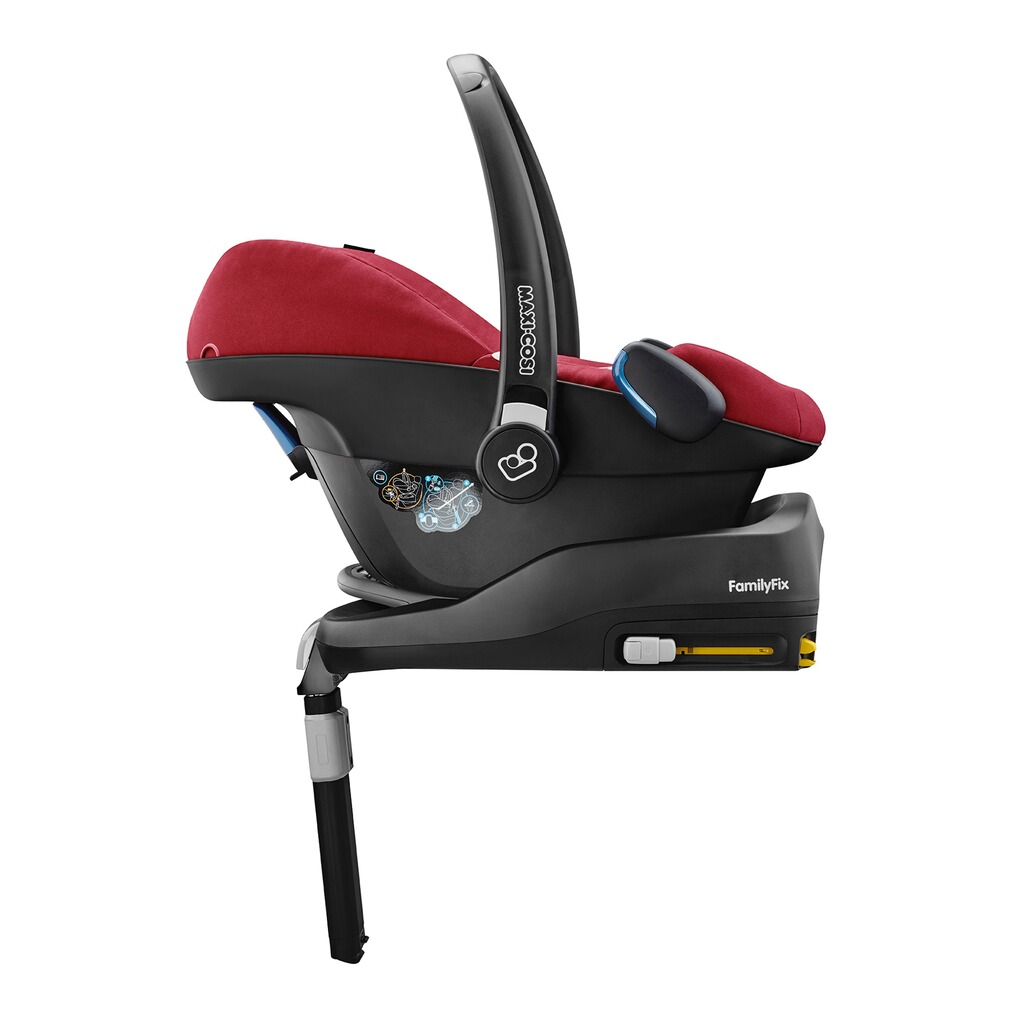 maxi cosi isofix base familyfix f r pebble pearl cabriofix babyschale online kaufen baby walz. Black Bedroom Furniture Sets. Home Design Ideas