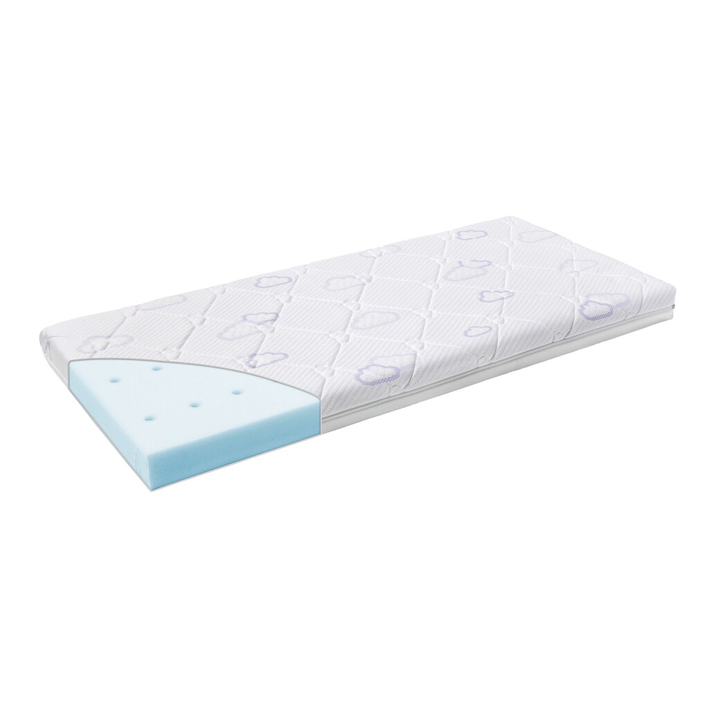 tr umeland wiegen matratze brise light 90x40 cm anti allergie kaltschaum online kaufen baby walz. Black Bedroom Furniture Sets. Home Design Ideas