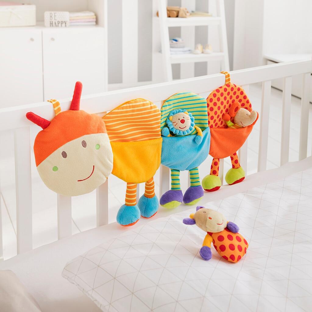 Solini stoffspielzeug raupe online kaufen baby walz