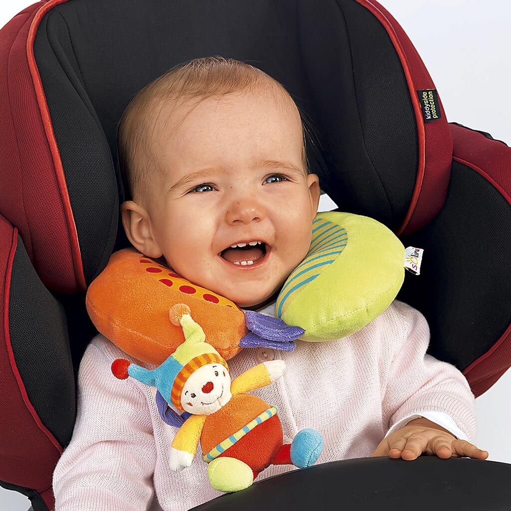 Solini Baby-Nackenstütze Clown Online Kaufen