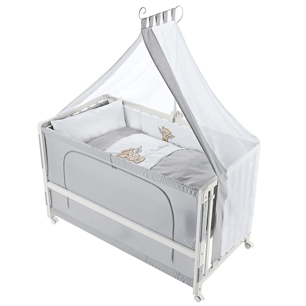 roba beistellbett mit ausstattung heartbreaker 3 in 1. Black Bedroom Furniture Sets. Home Design Ideas