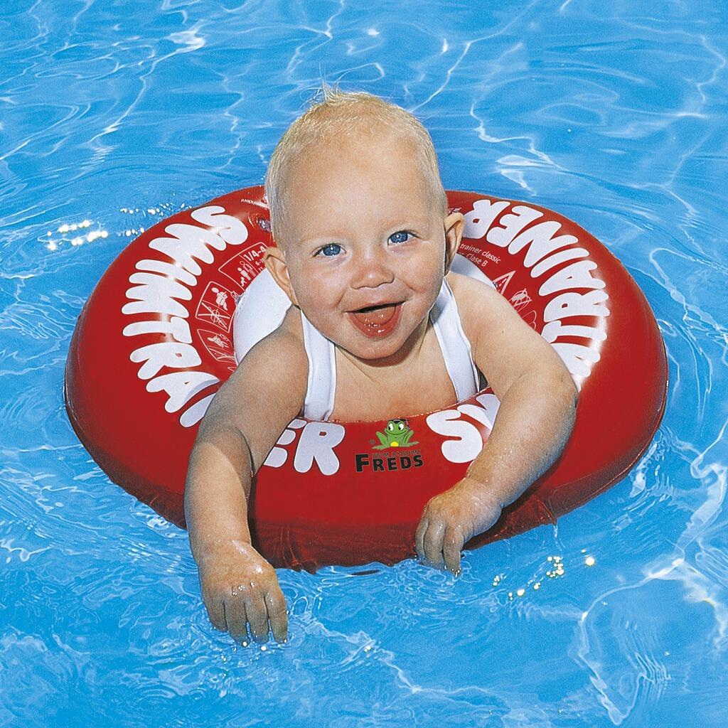 schwimmtrainer baby