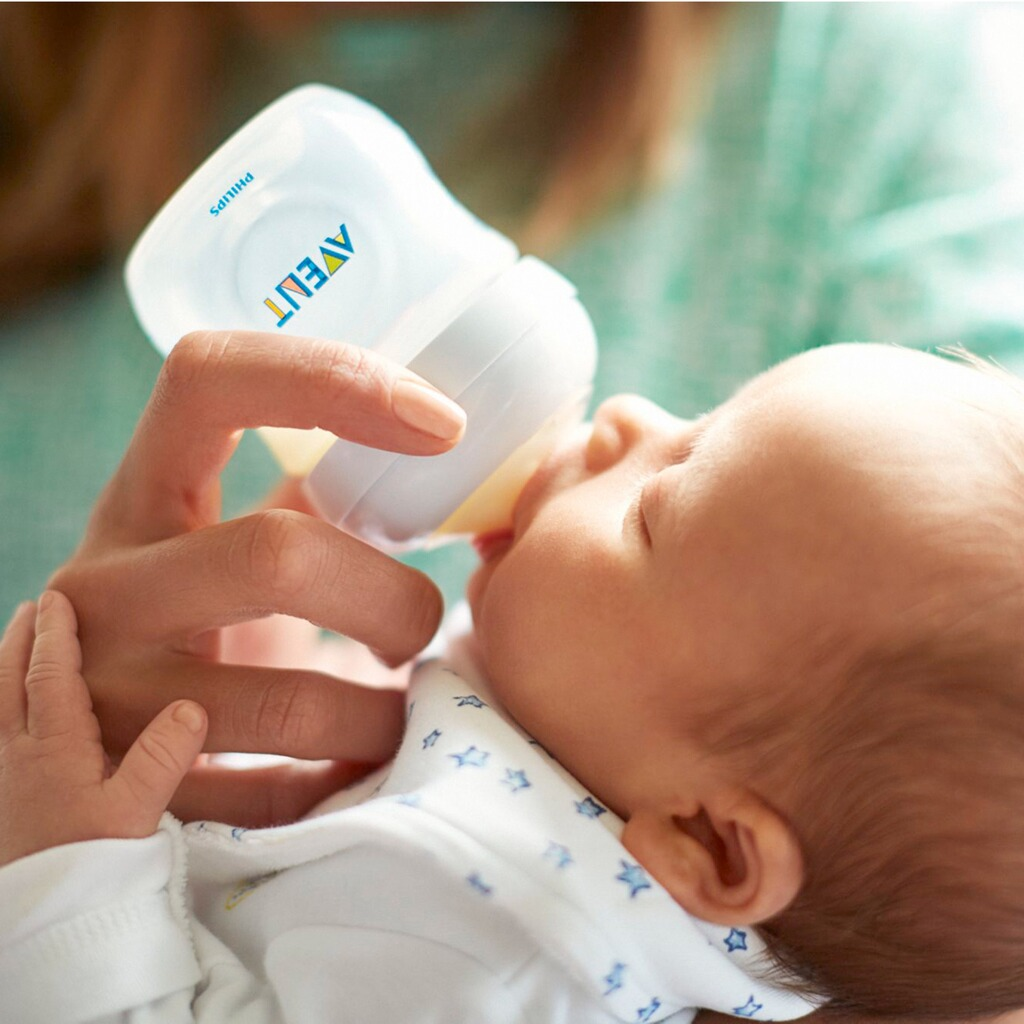 philips avent anti kolik weithals flasche naturnah scf690. Black Bedroom Furniture Sets. Home Design Ideas