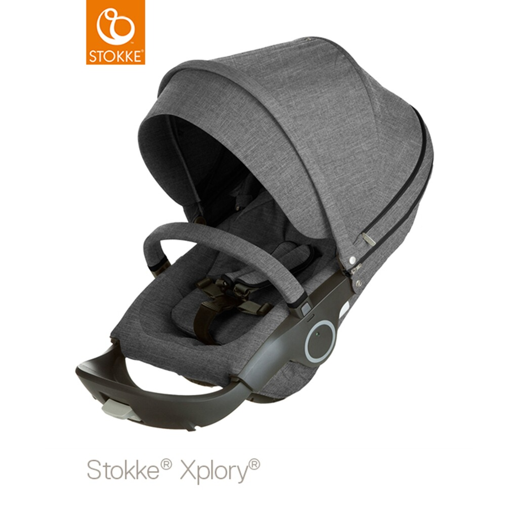 stokke xplory xplory kinderwagen online kaufen baby walz. Black Bedroom Furniture Sets. Home Design Ideas
