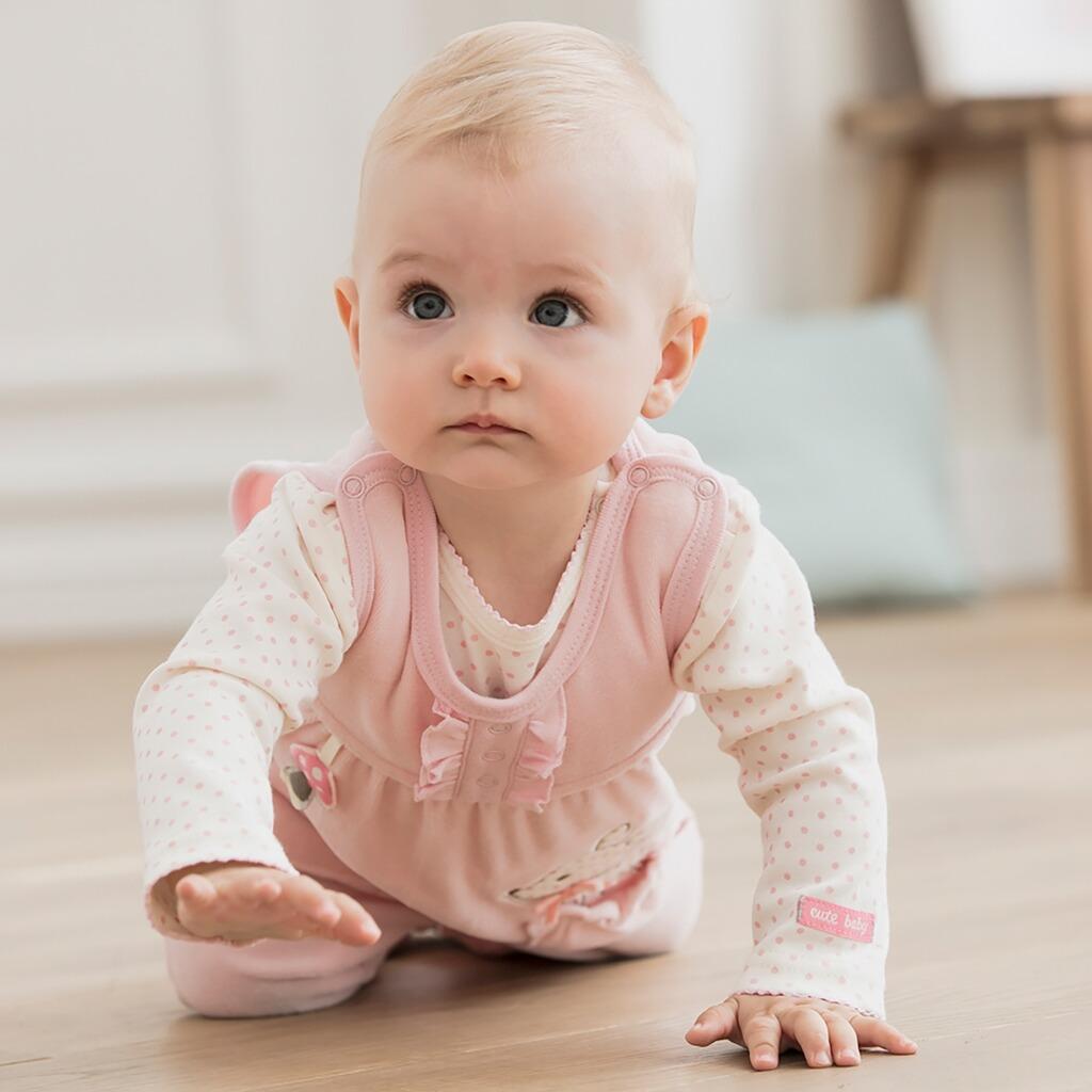 BORNINO BASICS Strampler-Set Reh online kaufen | baby-walz  BORNINO BASICS ...