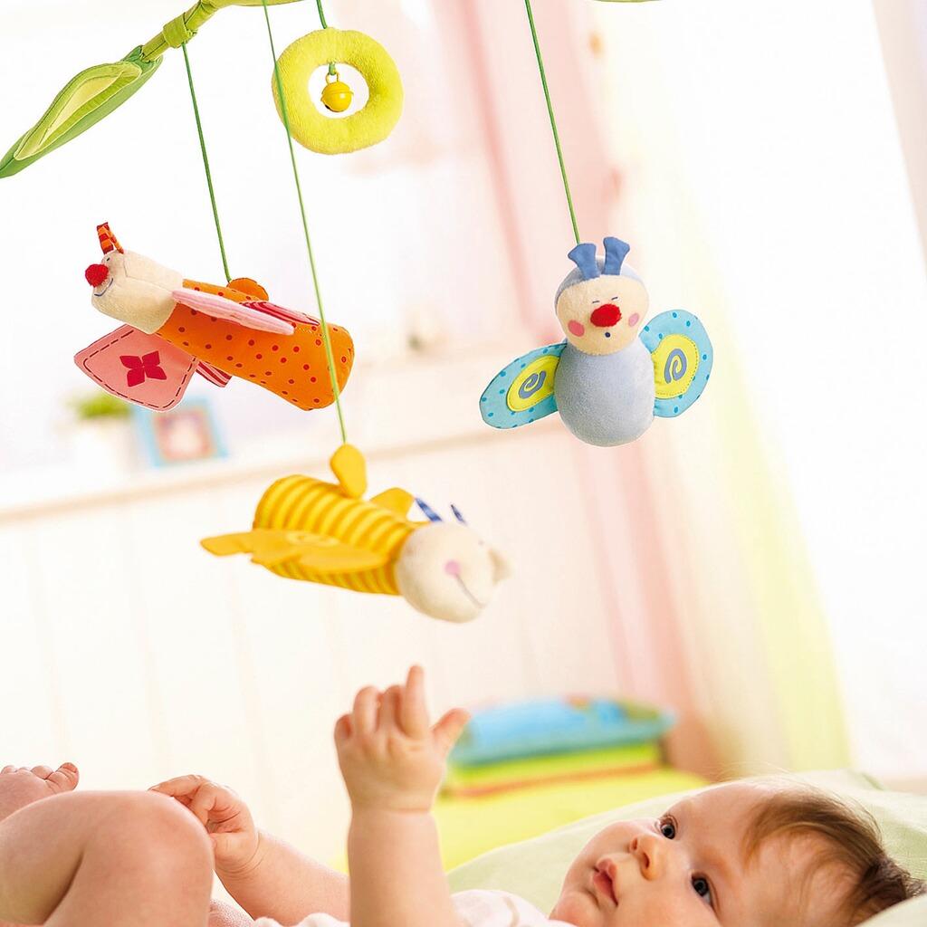 Mobile Baby Haba : haba mobile bl tenfalter online kaufen baby walz ~ Watch28wear.com Haus und Dekorationen