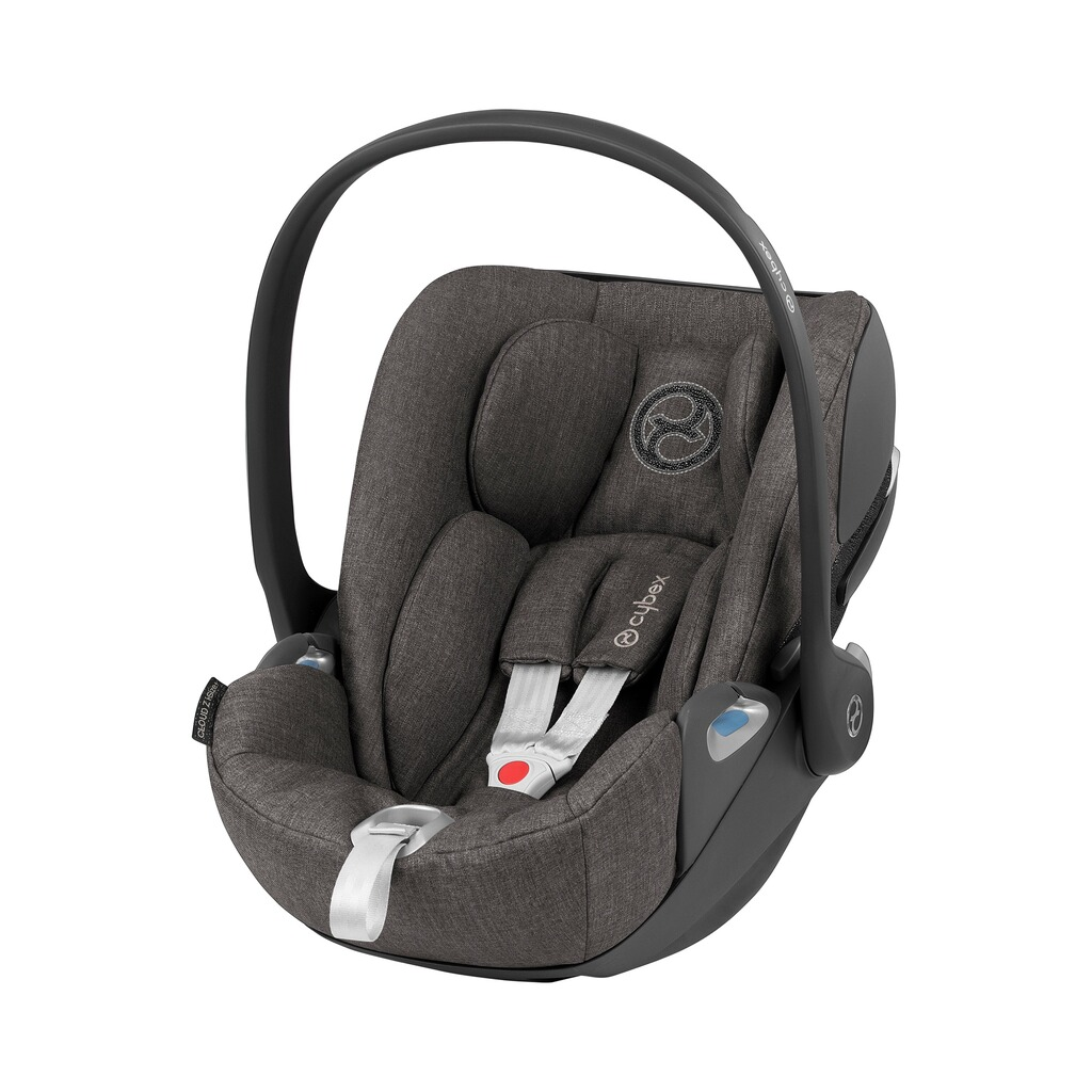 Cybex PLATINUM Cloud Z i-Size Plus Babyschale  manhattan grey 1