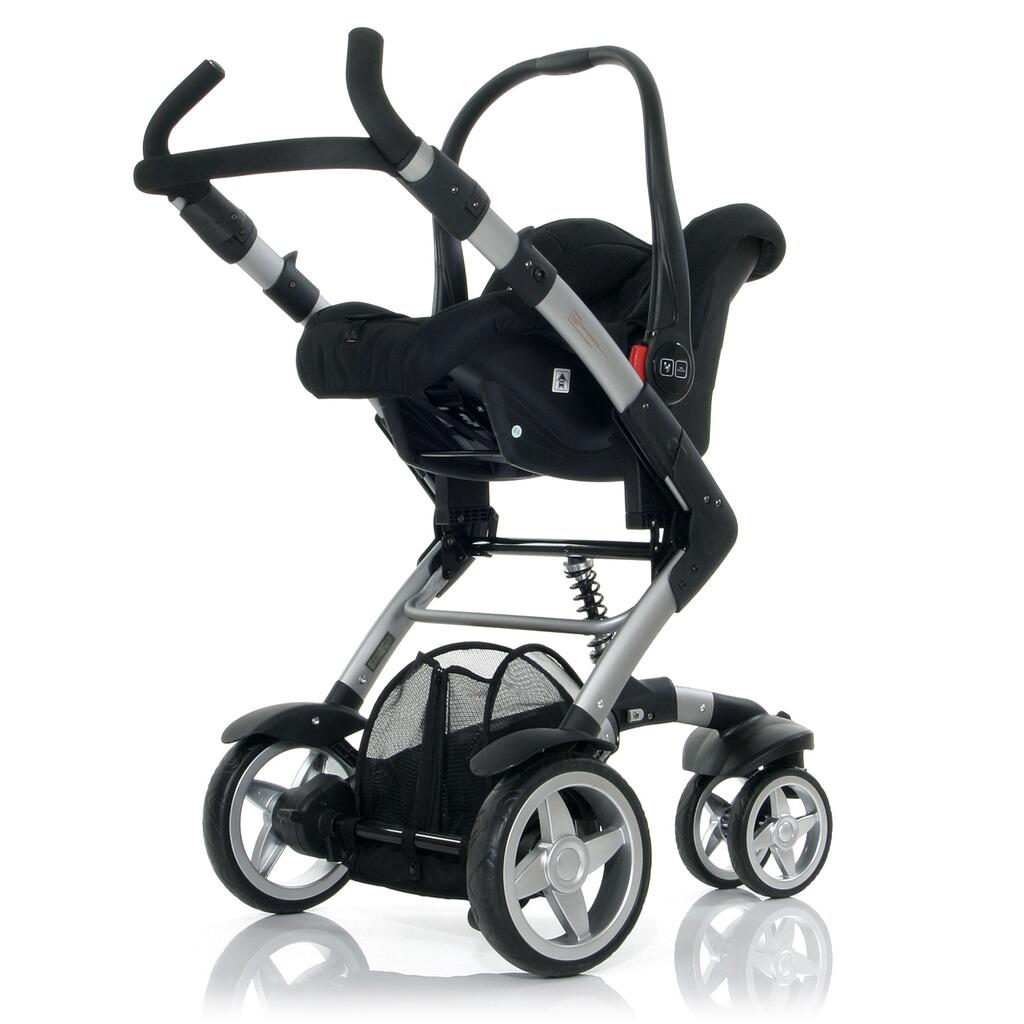 ABC Design Risus, Doozy Adapter für Kinderwagen Cobra ...