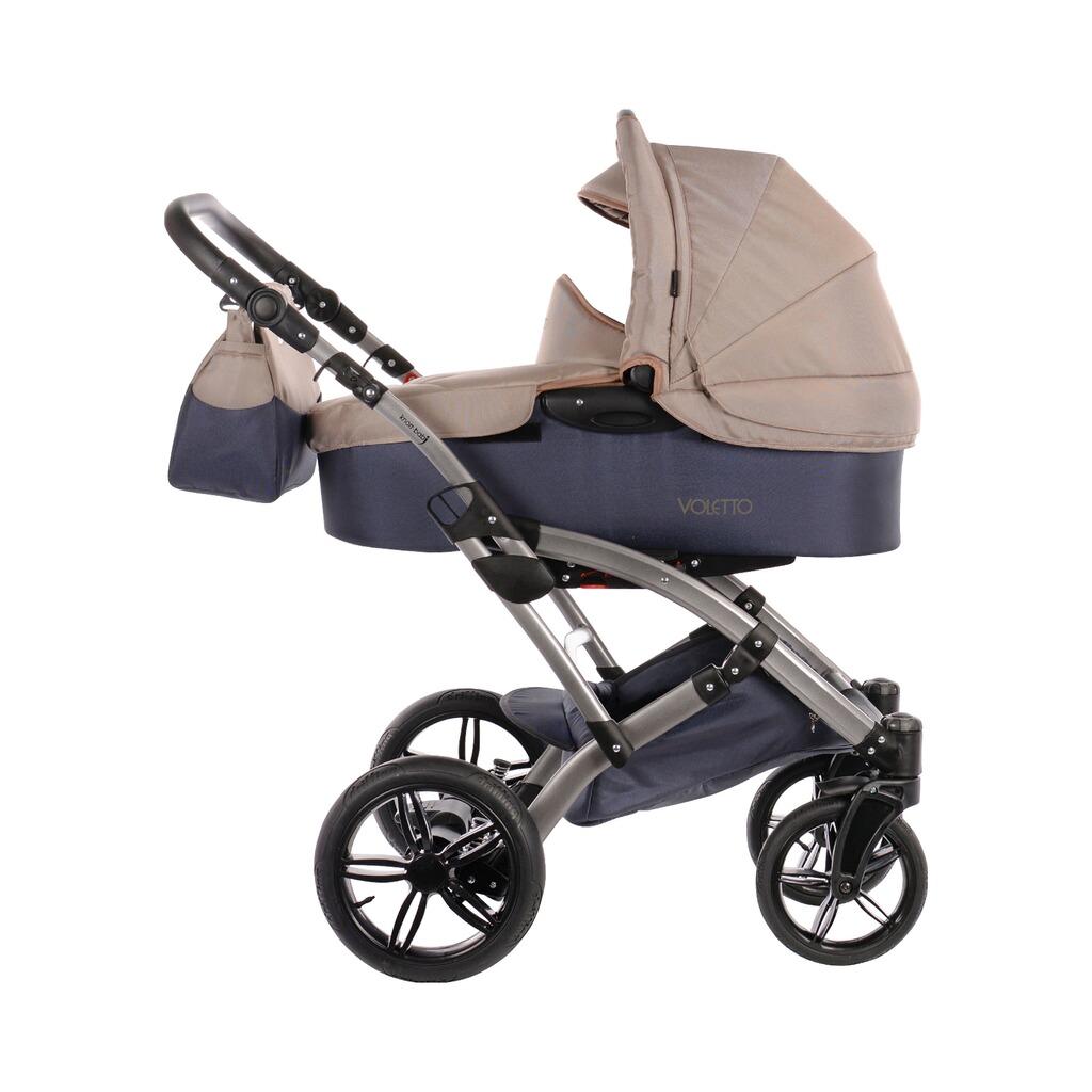 knorr baby voletto sport kombikinderwagen mit wickeltasche online kaufen baby walz. Black Bedroom Furniture Sets. Home Design Ideas