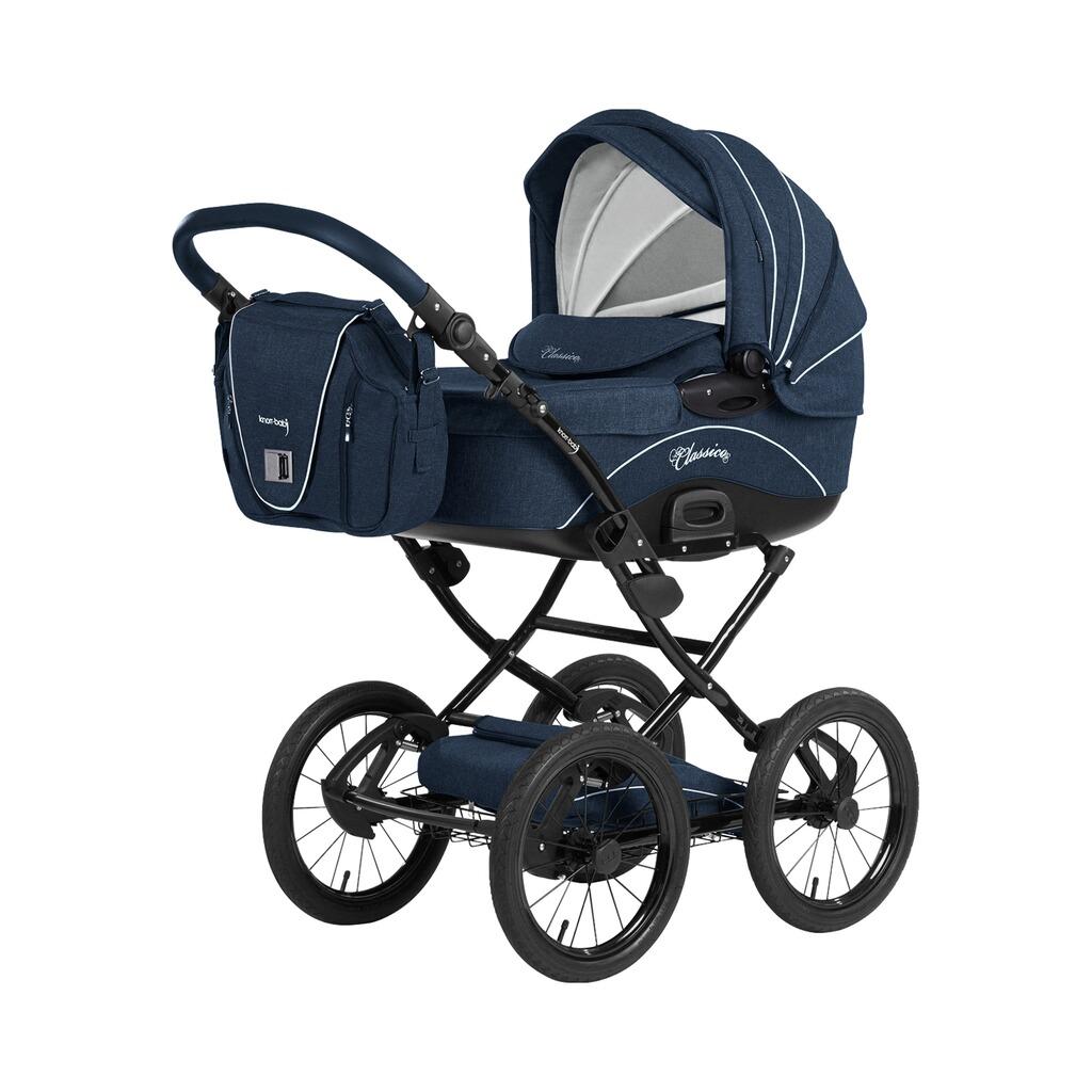knorr baby classico kombikinderwagen online kaufen baby walz. Black Bedroom Furniture Sets. Home Design Ideas