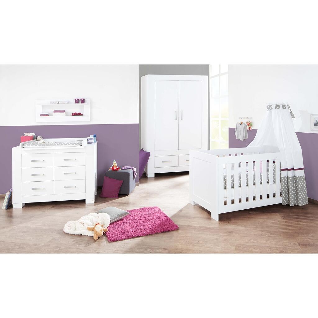 Pinolino 3 tlg babyzimmer ice online kaufen baby walz - Pinolino babyzimmer ...
