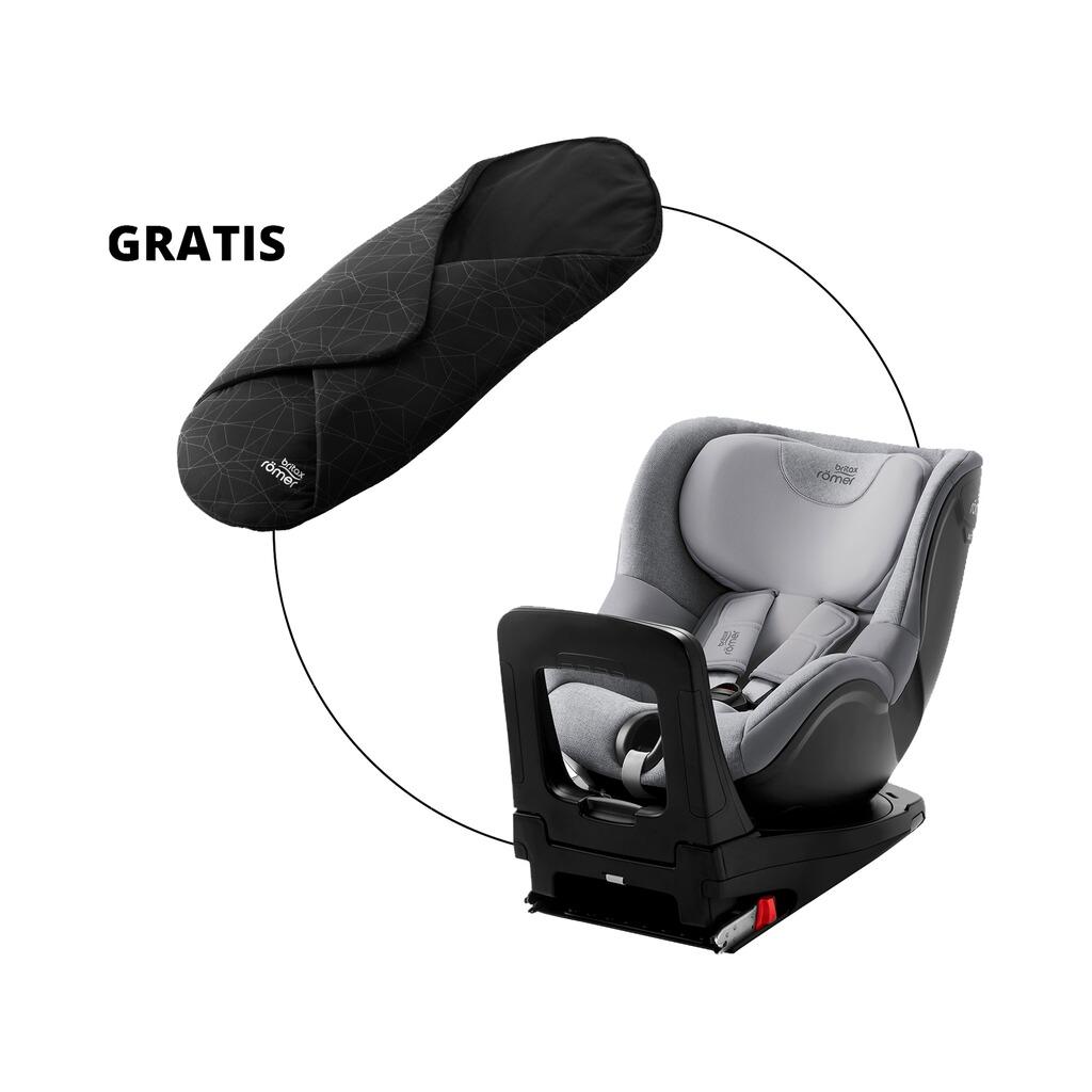 Britax Römer Dualfix I Size Kindersitz Incl Fußsack Online Kaufen