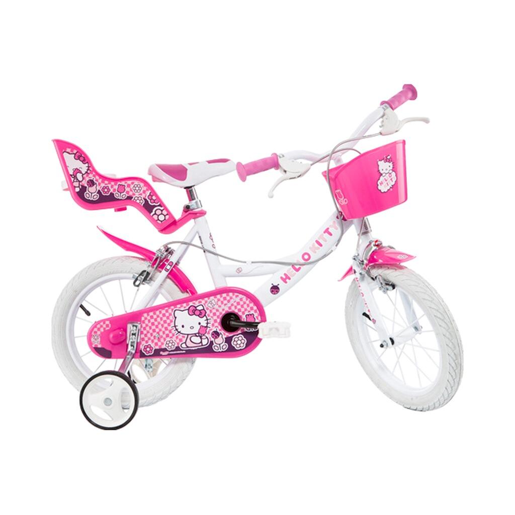 HELLO KITTY Kinderfahrrad Hello Kitty 14 Zoll online kaufen | baby-walz