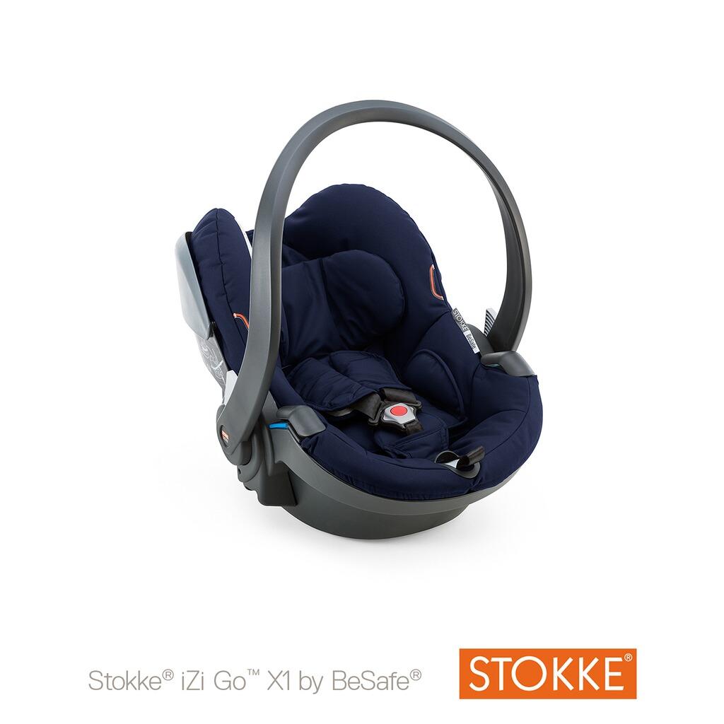 stokke izi go izigo x1 by besafe babyschale online. Black Bedroom Furniture Sets. Home Design Ideas