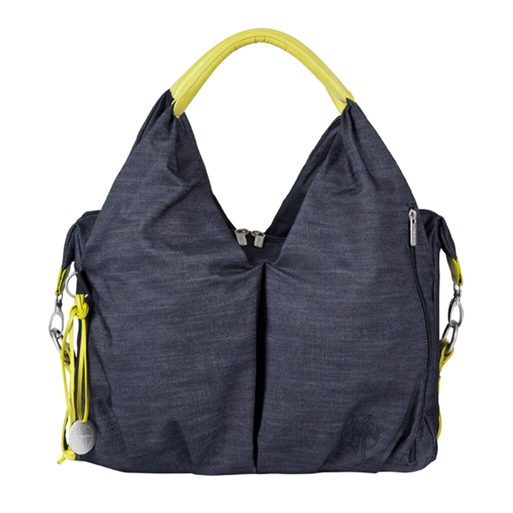 Lässig GREEN LABEL Wickeltasche Neckline Bag  denim blue 1