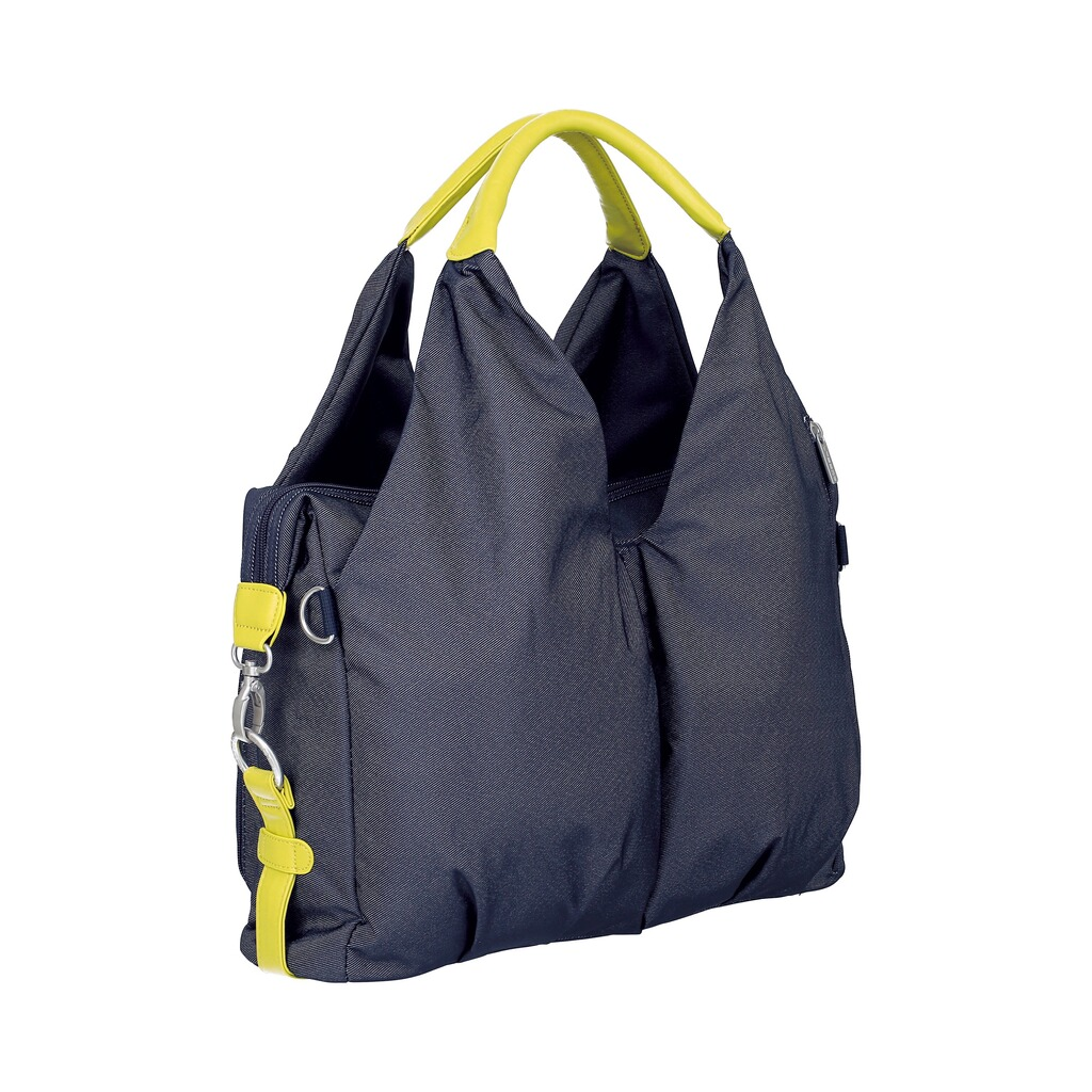 Lässig GREEN LABEL Wickeltasche Neckline Bag  denim blue 3