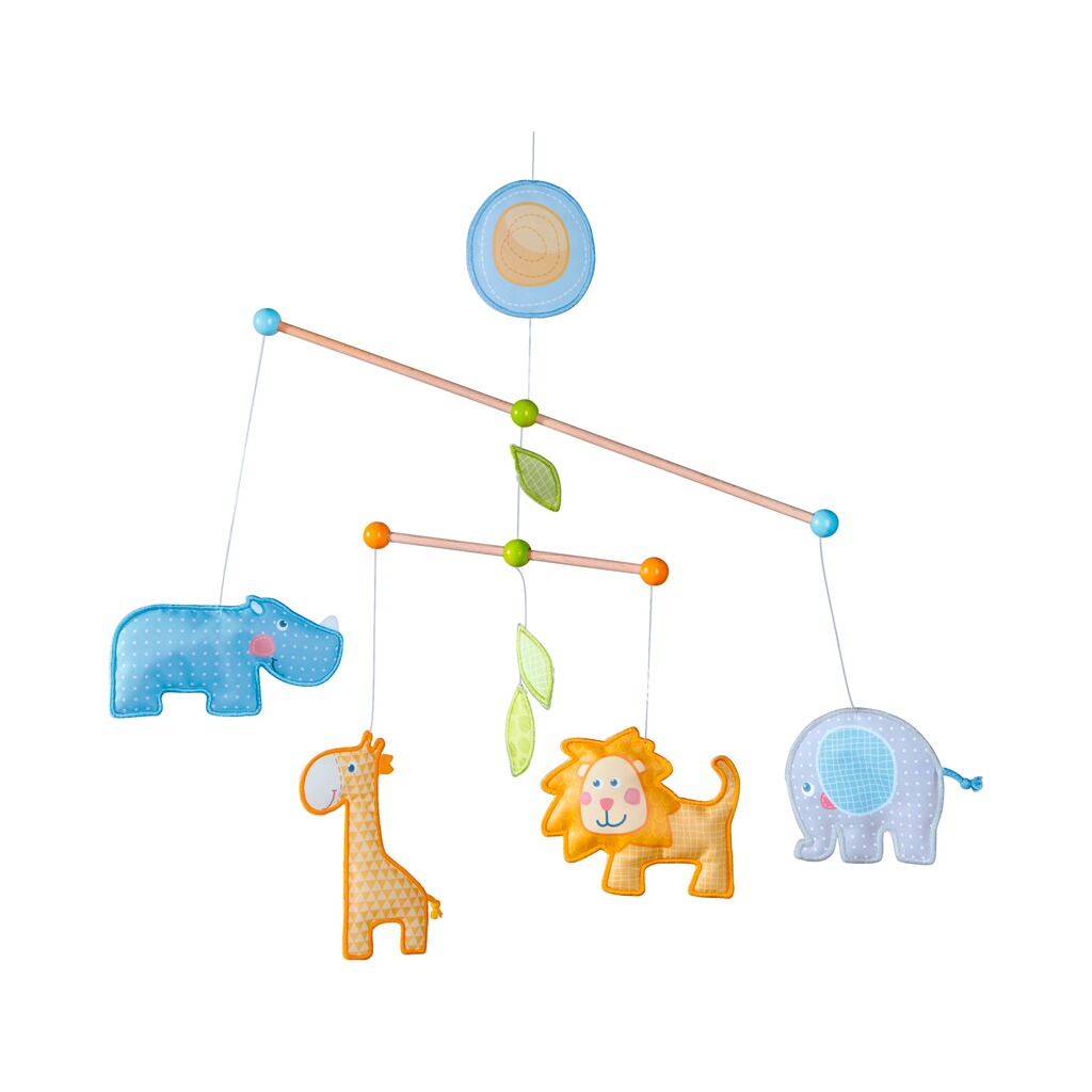 haba mobile elefant egon online kaufen baby walz. Black Bedroom Furniture Sets. Home Design Ideas