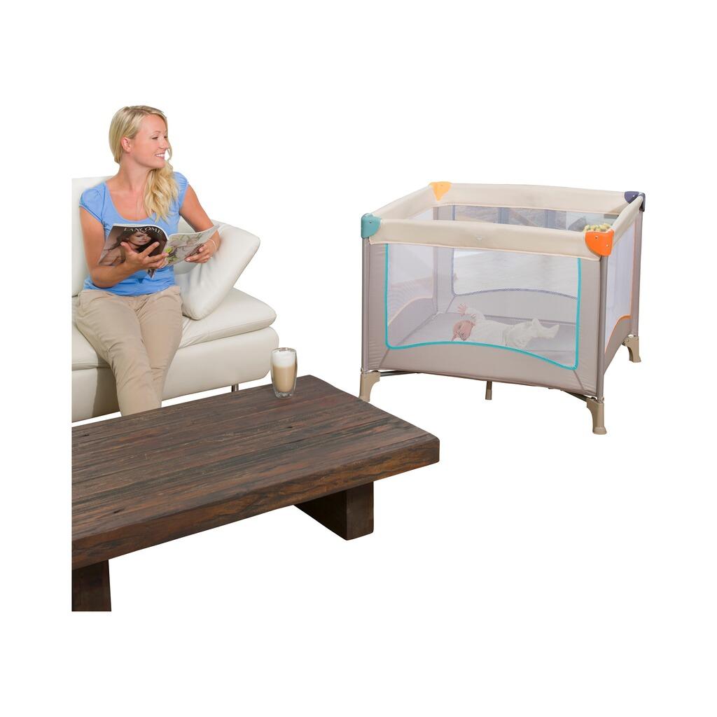 hauck reisebett dream 39 n play sq online kaufen baby walz. Black Bedroom Furniture Sets. Home Design Ideas