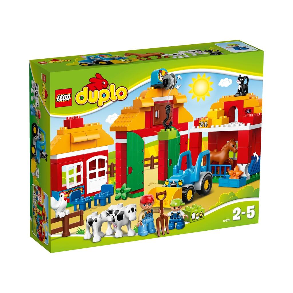 Lego Duplo 10525 Großer Bauernhof Online Kaufen Baby Walz