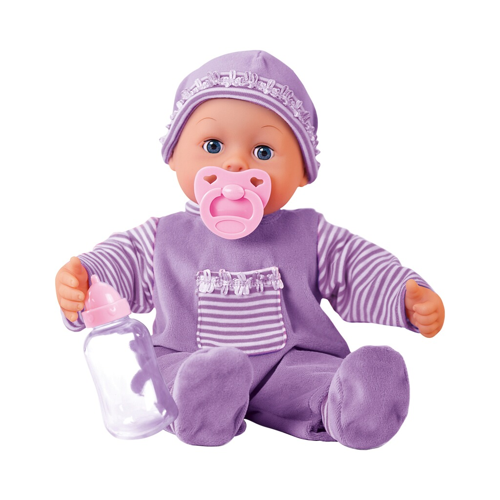 BAYER DESIGN  Puppe First Words Baby mit Funktionen 38cm 1