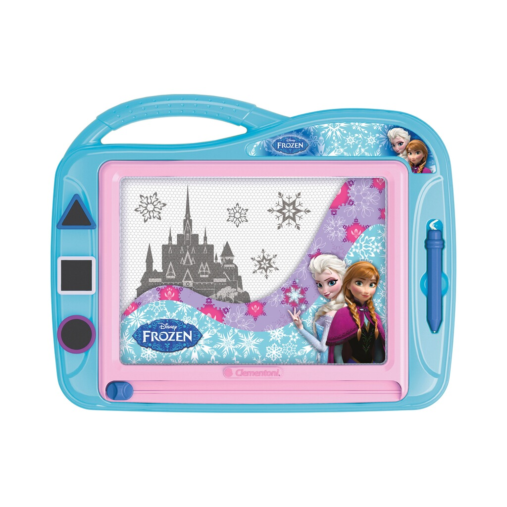 clementoni disney frozen die zaubertafel die eisk nigin online kaufen baby walz. Black Bedroom Furniture Sets. Home Design Ideas