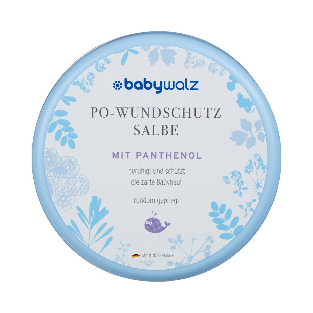 BABY WALZ Po-Wundschutzsalbe 150 ml online kaufen | baby-walz  BABY WALZ Po-Wu...