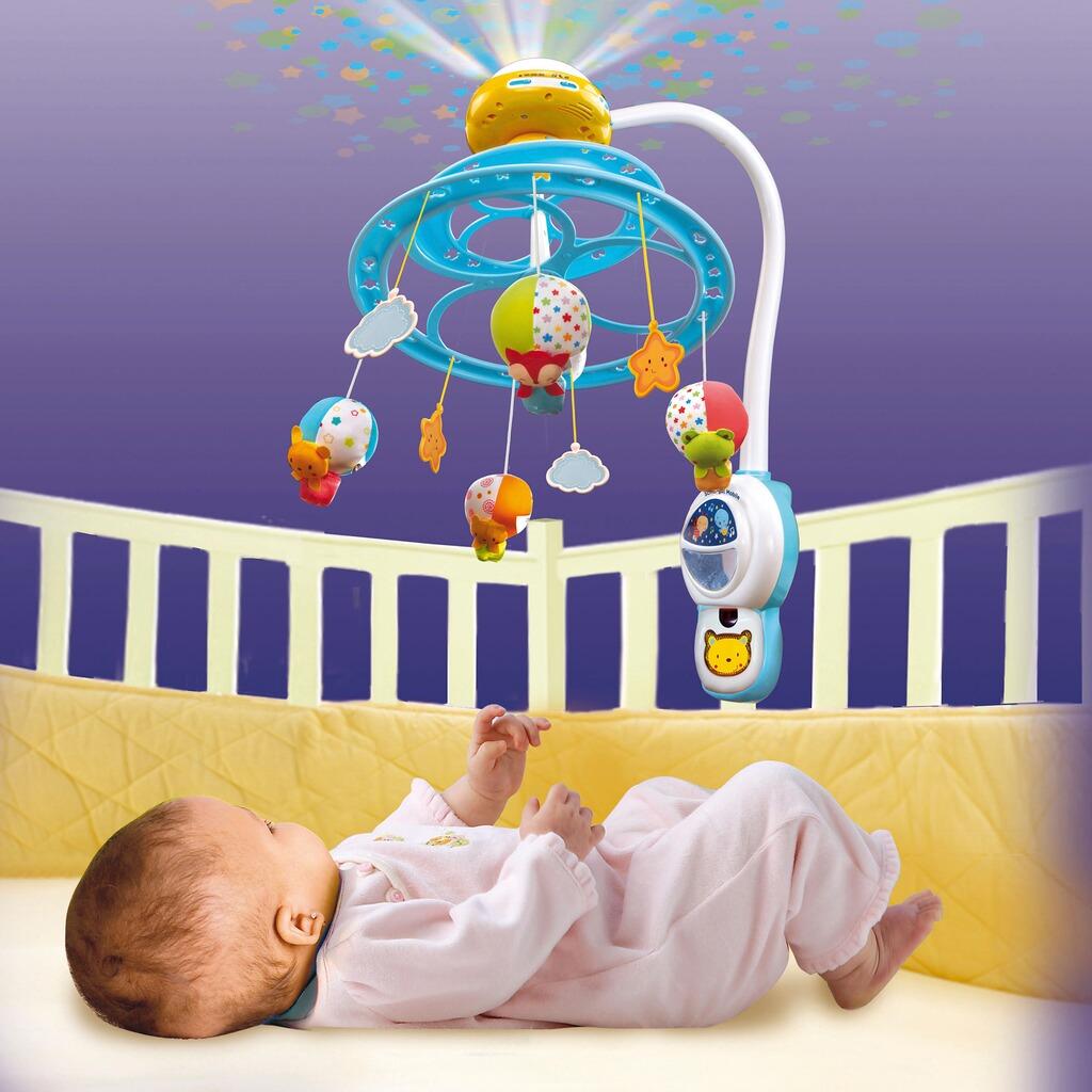 vtech baby musik mobile schlaf gut online kaufen baby walz. Black Bedroom Furniture Sets. Home Design Ideas