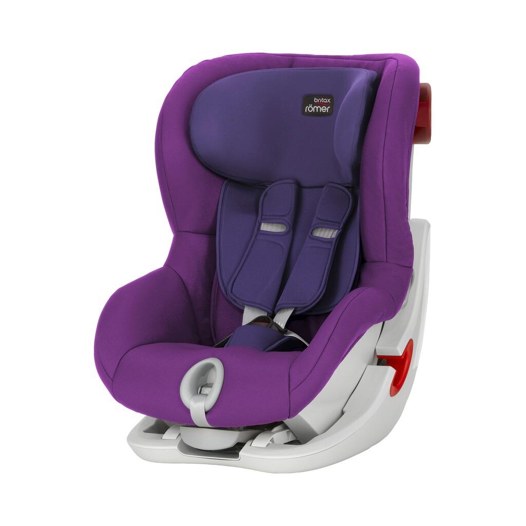 britax r mer king ii king ii kindersitz online kaufen baby walz. Black Bedroom Furniture Sets. Home Design Ideas