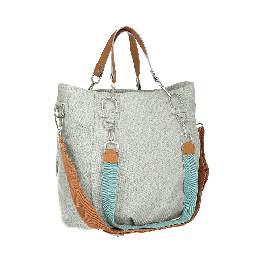 Lässig GREEN LABEL Wickeltasche Mix'n Match Bag  hellgrau 2