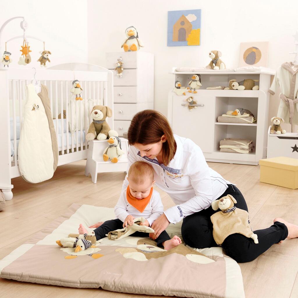 sterntaler bettw sche hanno 35x40 80x80 cm online kaufen baby walz. Black Bedroom Furniture Sets. Home Design Ideas