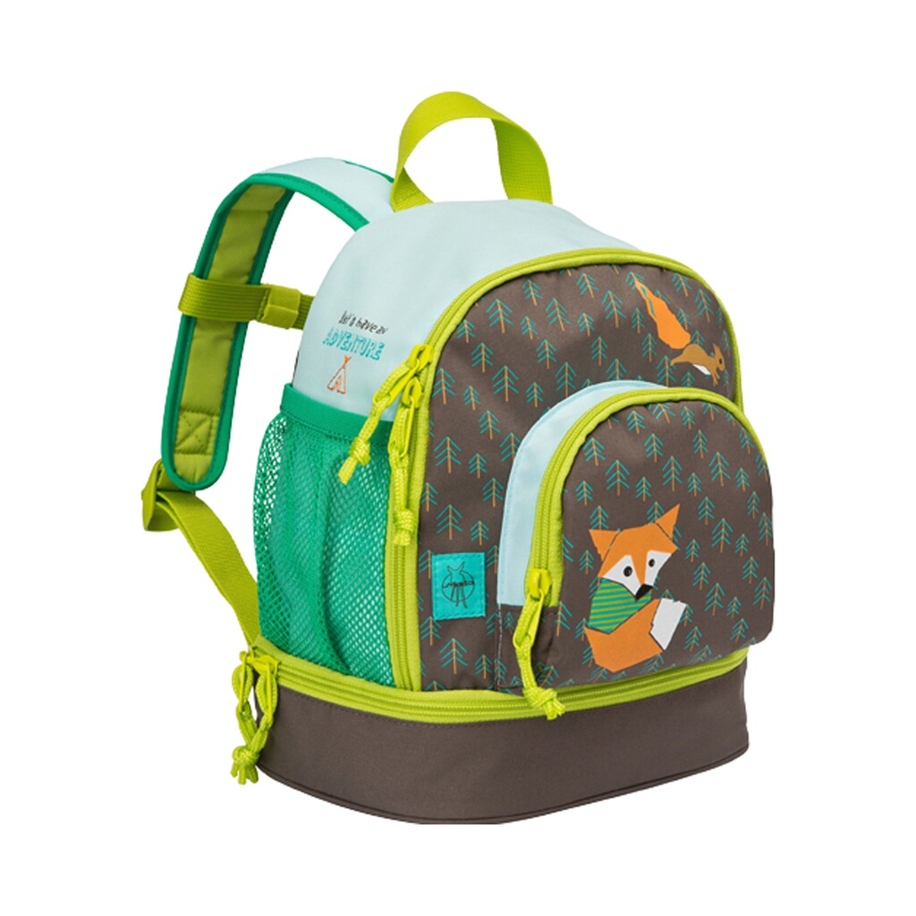 Lässig 4KIDS Rucksack Mini Backpack Little Tree - Fox 1