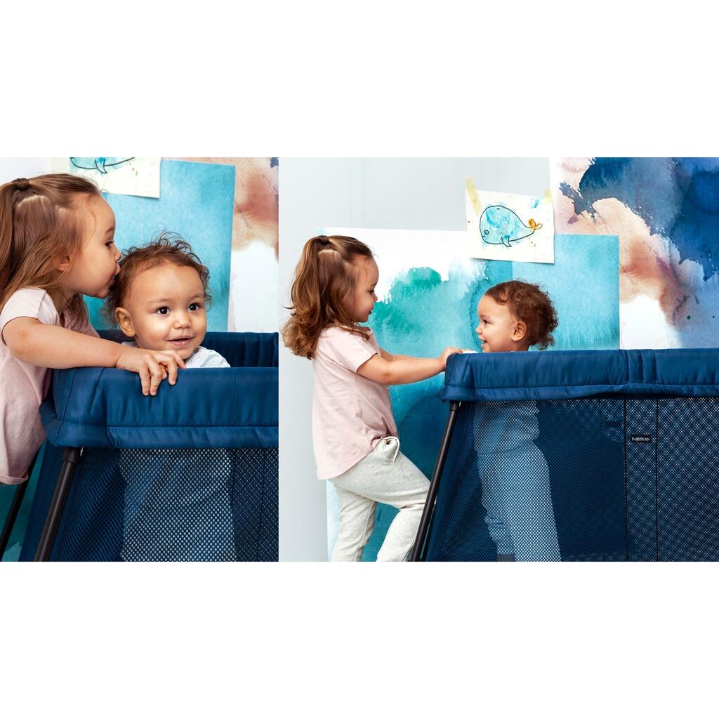 babybj rn reisebett light online kaufen baby walz. Black Bedroom Furniture Sets. Home Design Ideas