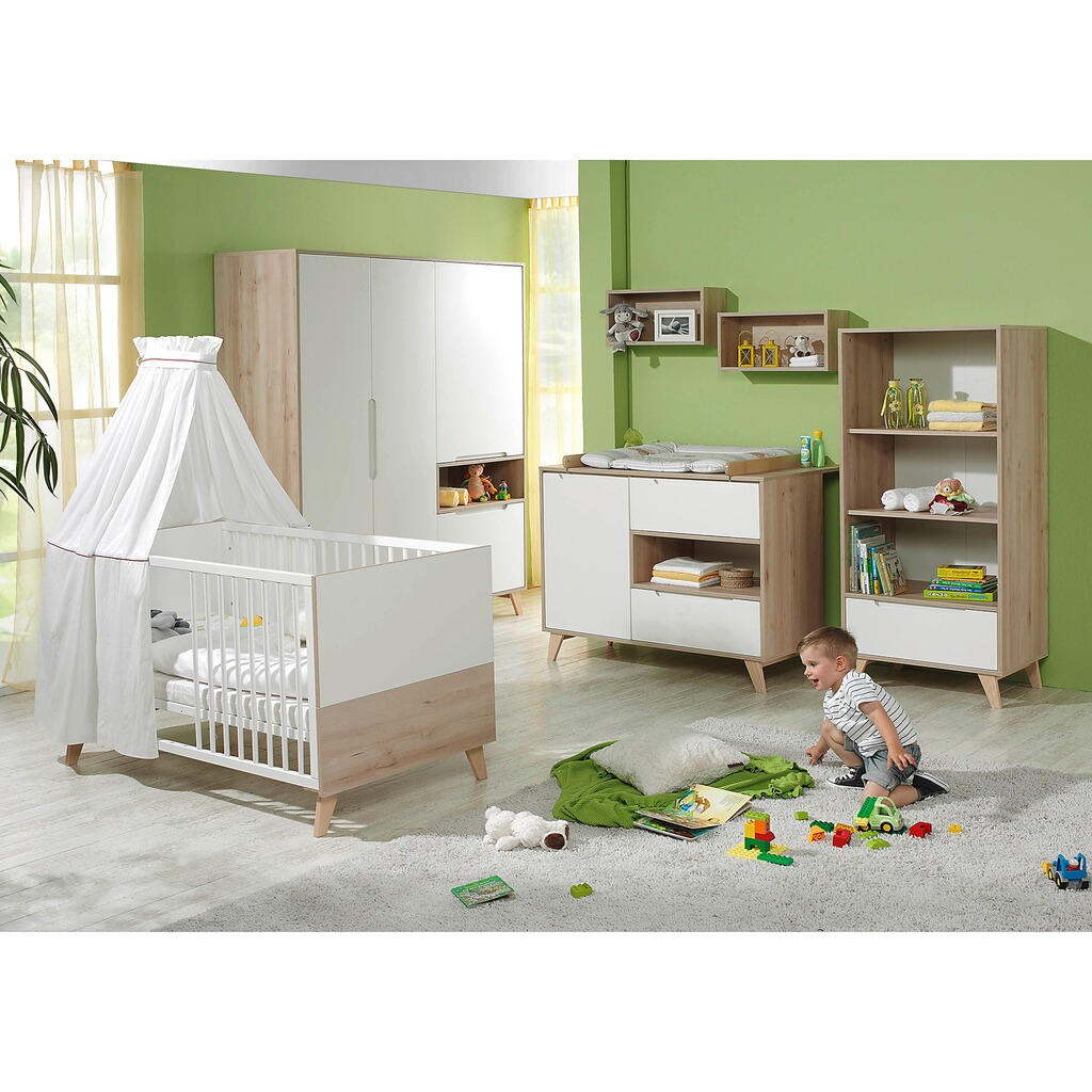 geuther 3 tlg babyzimmer mette online kaufen baby walz. Black Bedroom Furniture Sets. Home Design Ideas