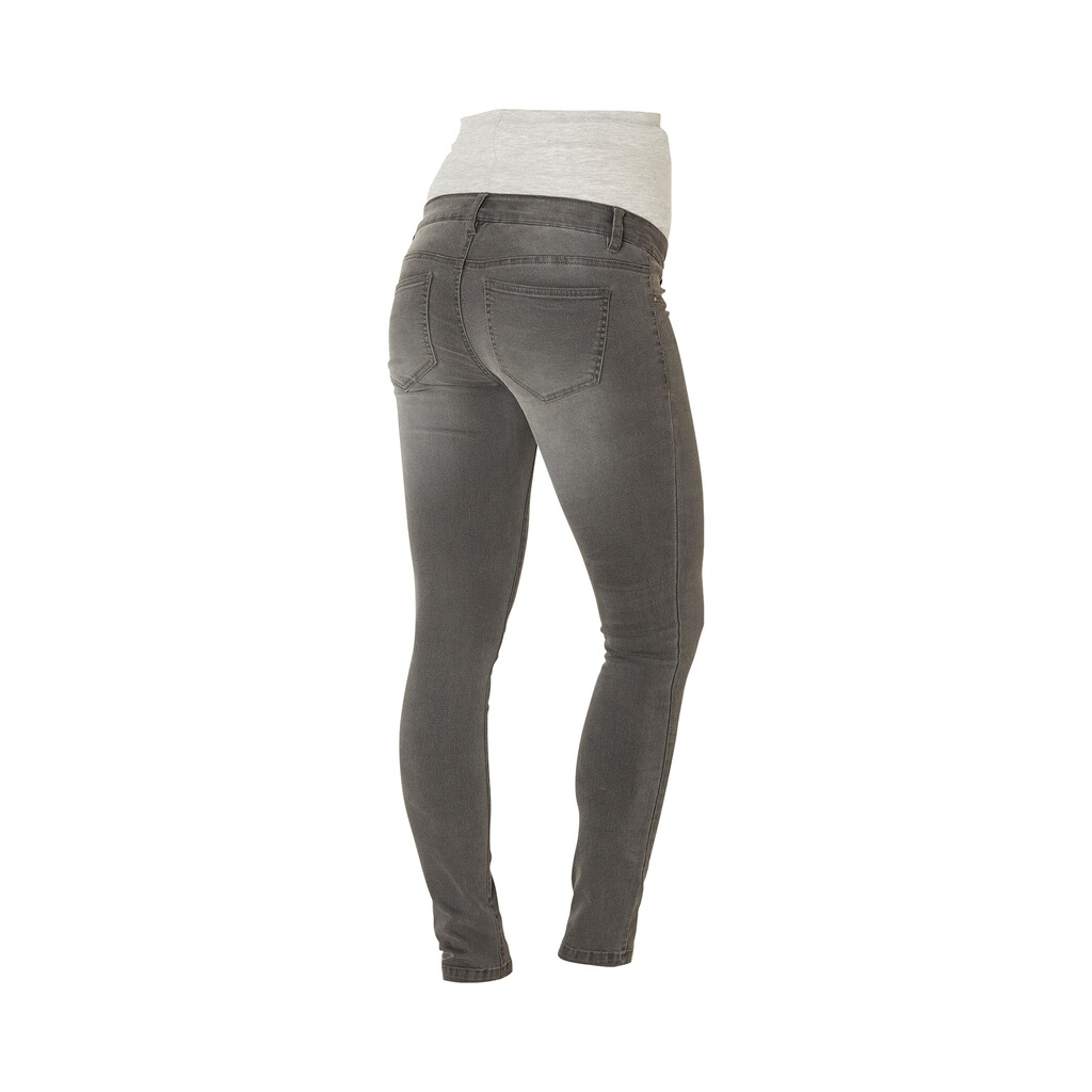 MAMALICIOUS®  Umstands-Jeans Ella Grey Skinny 2