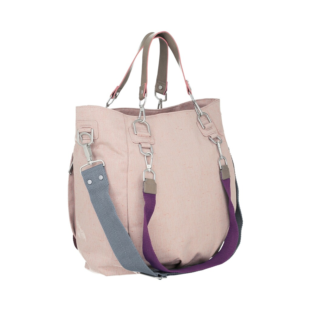 Lässig GREEN LABEL Wickeltasche Mix'n Match Bag  rose 2