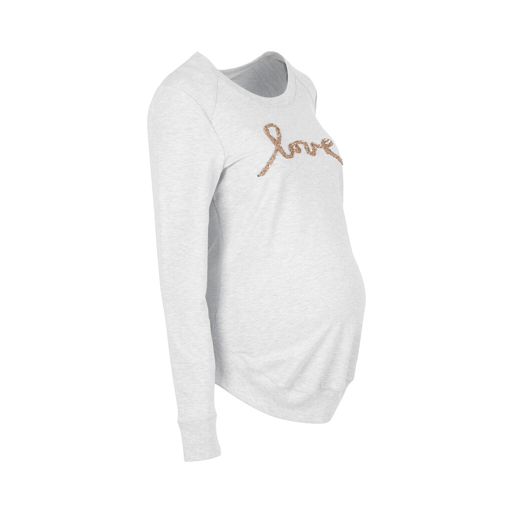 2hearts  Umstands-Pullover Love Inside 2