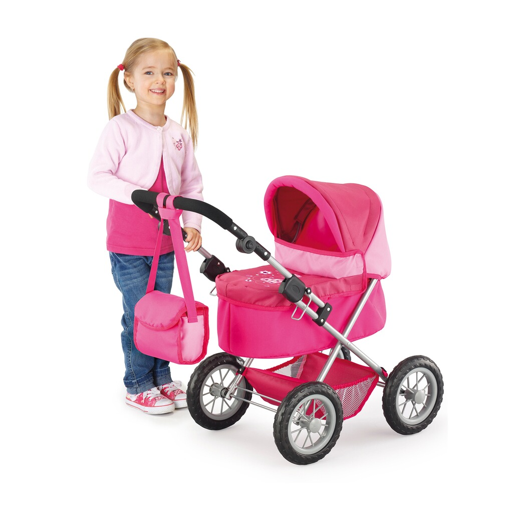 Bayer Design  Puppenwagen Trendy 4