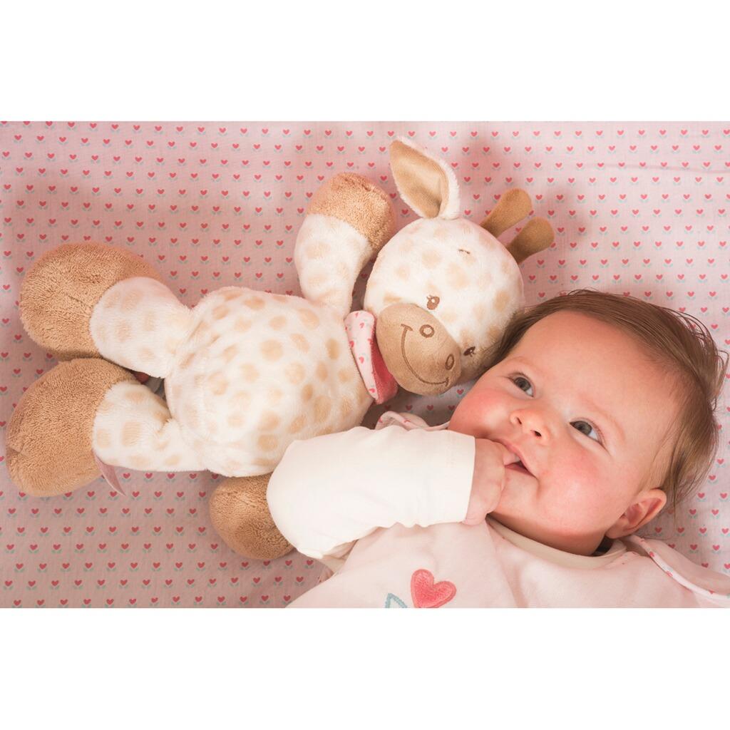 nattou kuscheltier charlotte die giraffe 36 cm online kaufen baby walz. Black Bedroom Furniture Sets. Home Design Ideas