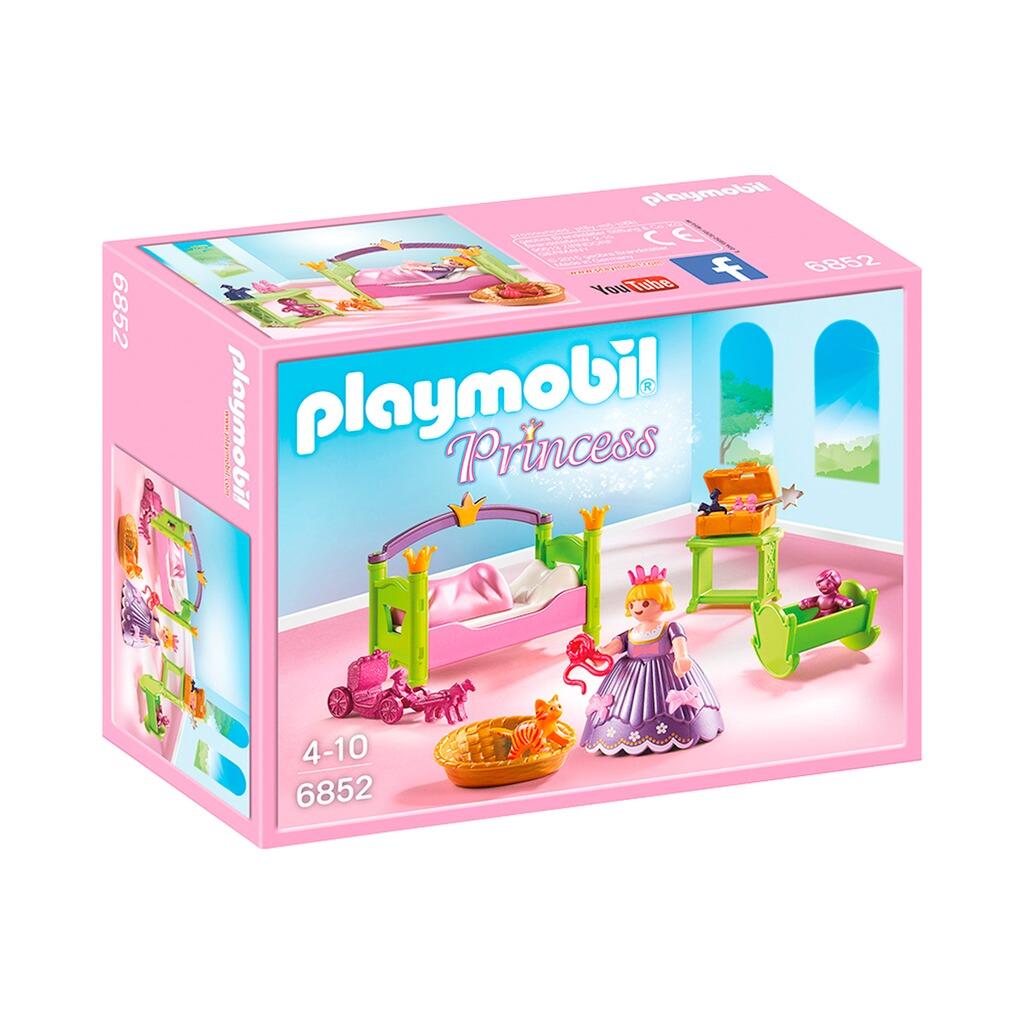Playmobil princess 6852 prinzessinnen kinderzimmer online for Baby walz kinderzimmer