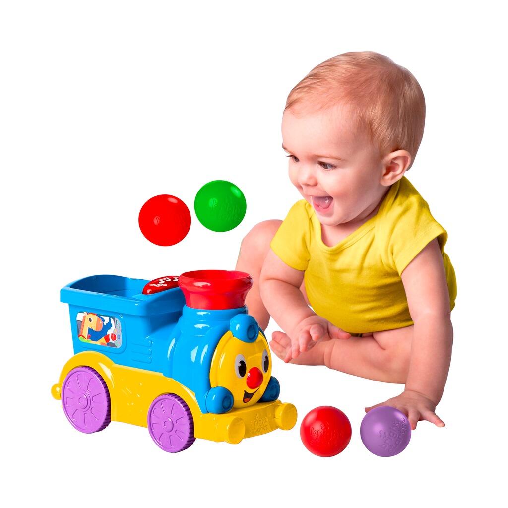 Bright starts spielzeug zug online kaufen baby walz