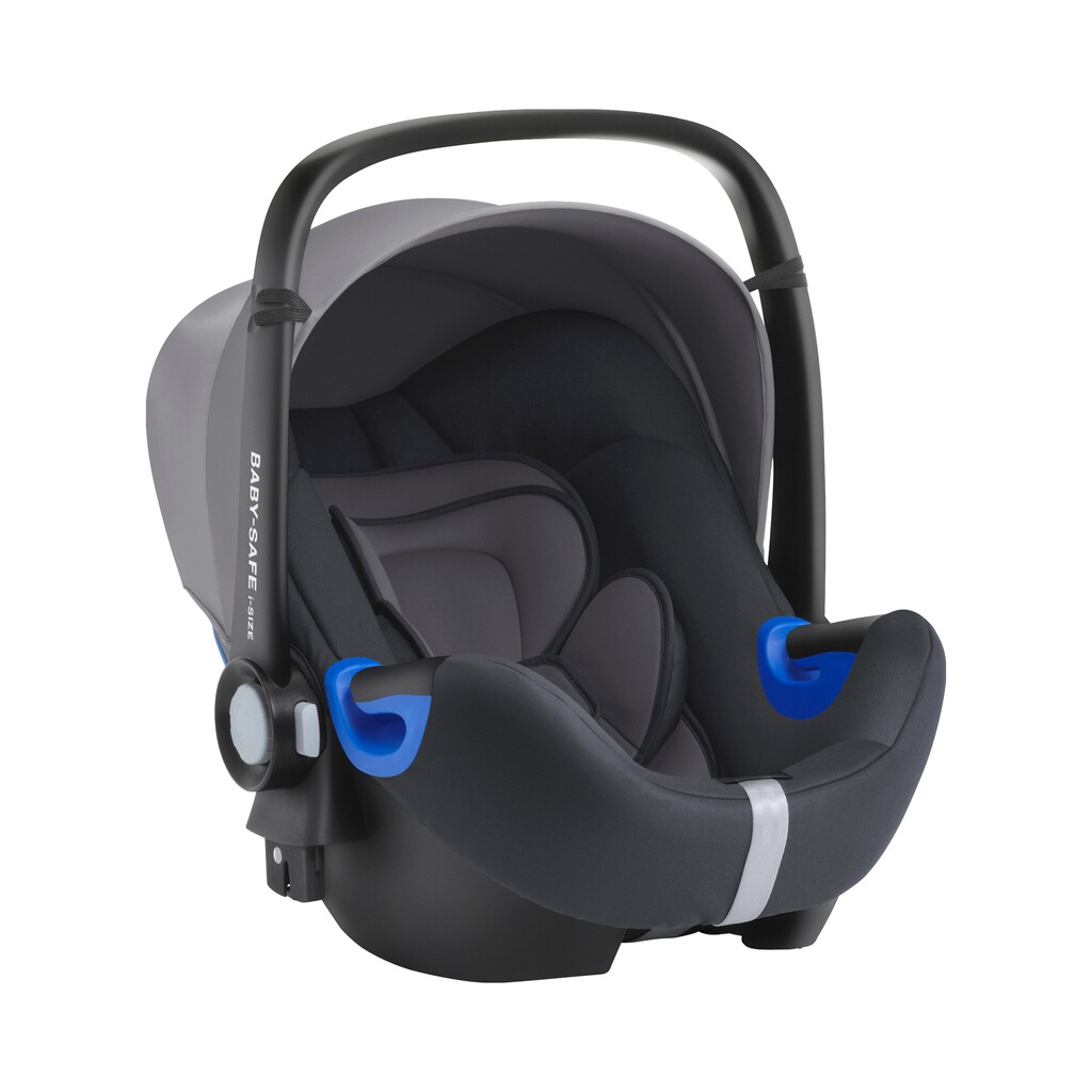 britax r mer premium baby safe i size babyschale incl. Black Bedroom Furniture Sets. Home Design Ideas