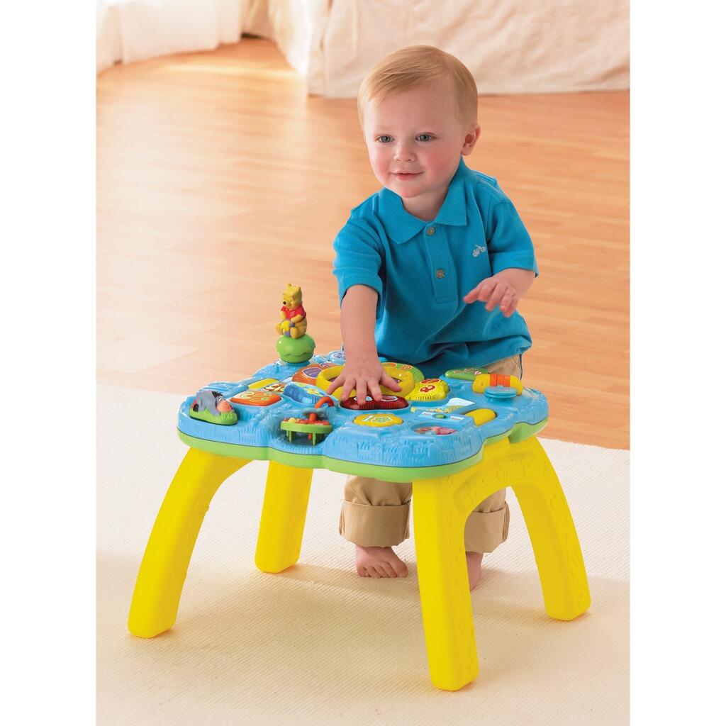 vtech disney winnie puuh spieltisch honiggarten online kaufen baby walz. Black Bedroom Furniture Sets. Home Design Ideas