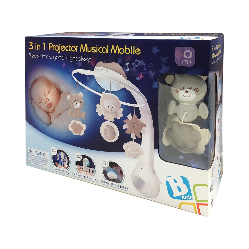 b kids musik mobile mit deckenprojektor online kaufen. Black Bedroom Furniture Sets. Home Design Ideas
