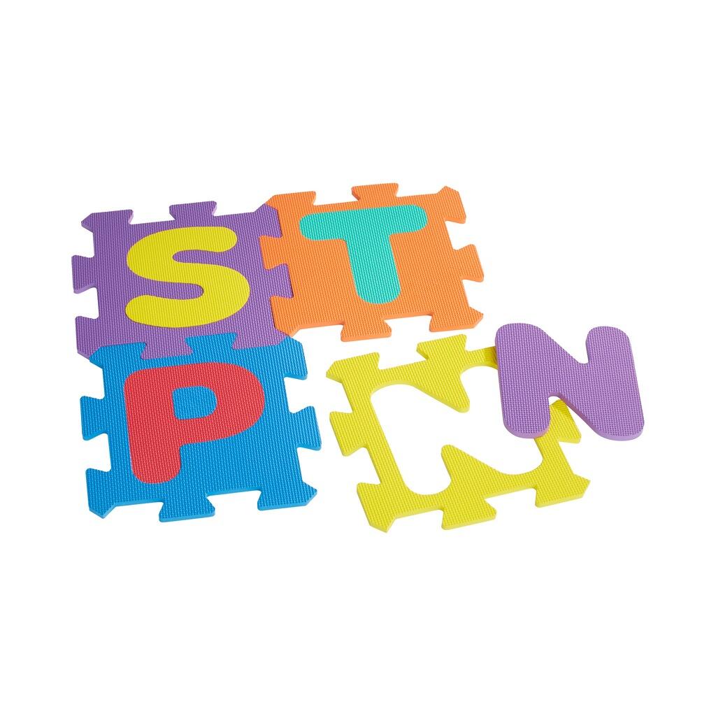 solini puzzlematte buchstaben 26teilig online kaufen