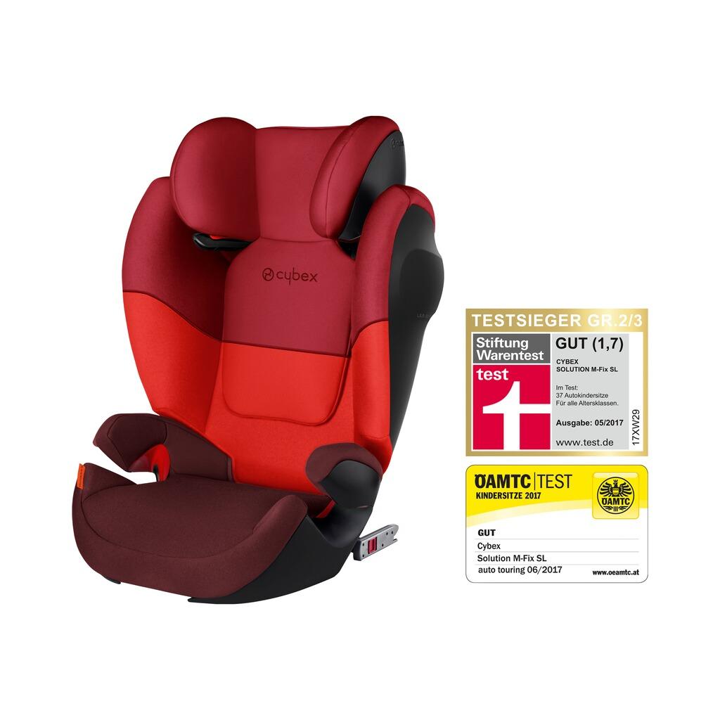 Cybex M Fix Car Seat