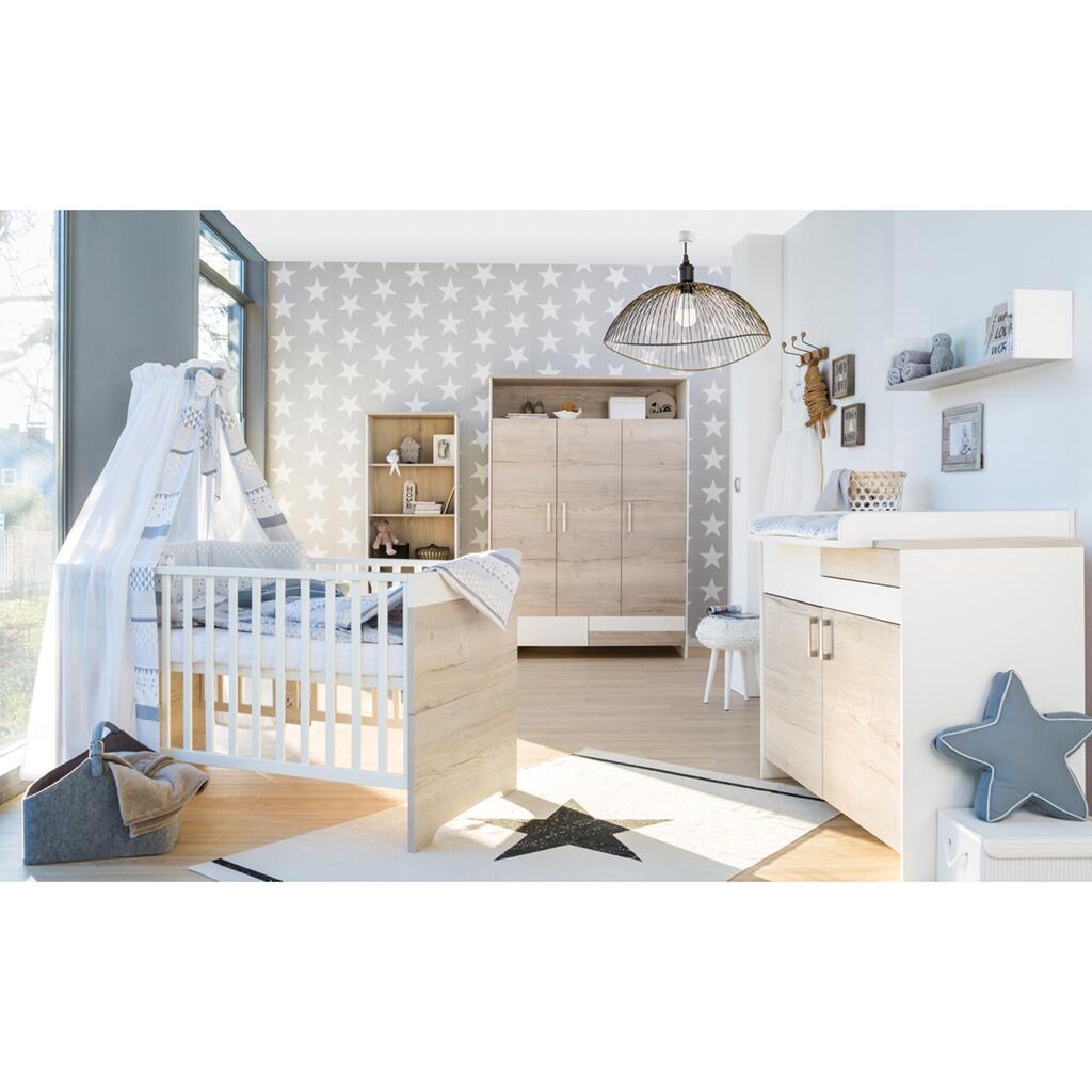 Schardt 3 tlg babyzimmer clou oak online kaufen baby walz - Exklusive babyzimmer ...