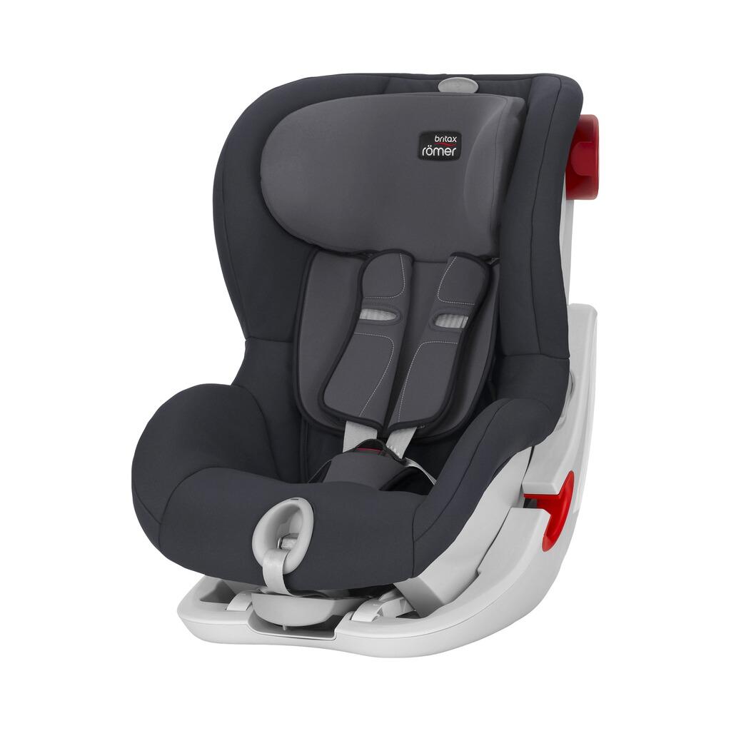 britax r mer premium king ii ls kindersitz online kaufen baby walz. Black Bedroom Furniture Sets. Home Design Ideas