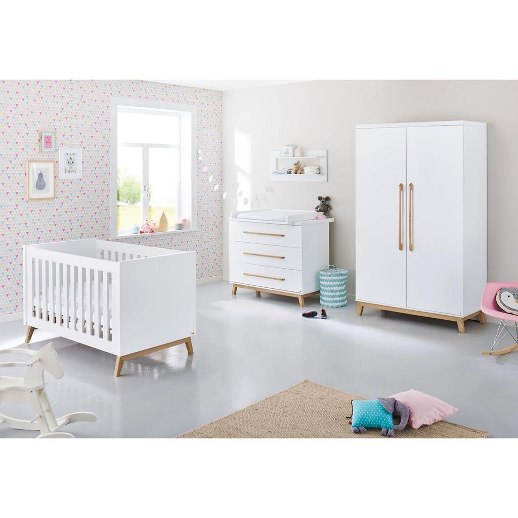 pinolino 3 tlg babyzimmer riva breit online kaufen baby